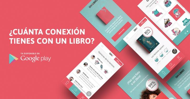 Oh!Libro OhLibro Editorial Planeta Libro Libros App Aplicación Móvil