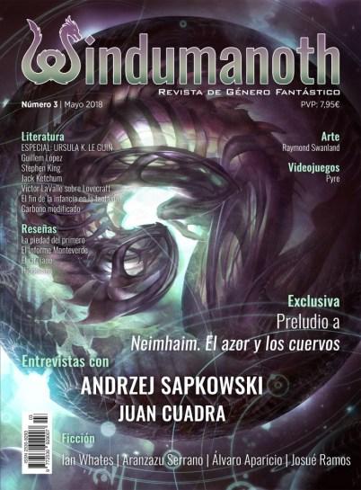 Revista Windumanoth de Fantasía y Ciencia Ficción