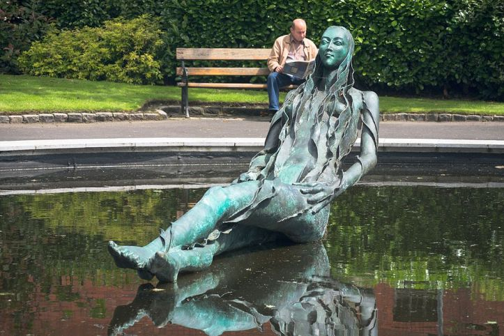 ALP Statue