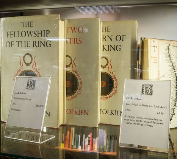 J.R.R. Tolkien El señor de los anillos El Silmarillion